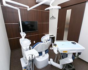 1個室診療室